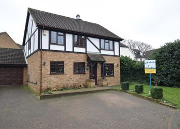 Thumbnail 4 bed detached house for sale in Baywell, Leybourne, Kent