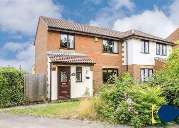 Thumbnail Semi-detached house to rent in Kidd Close, Crownhill, Milton Keynes, Bucks