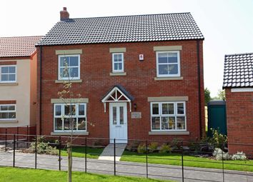 """Thumbnail 4 bed detached house for sale in """"The Chedworth"""" at Heol Y Parc, Cefneithin, Llanelli"""