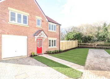 Thumbnail 4 bed detached house to rent in Halter Way, Andover
