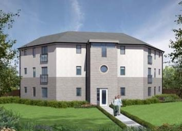 "Thumbnail 2 bedroom flat for sale in ""The Aidan"" at St. Aloysius View, Hebburn"