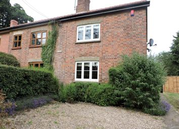 Thumbnail 3 bedroom cottage to rent in Ralphs Cottages, Newbourne Road, Woodbridge