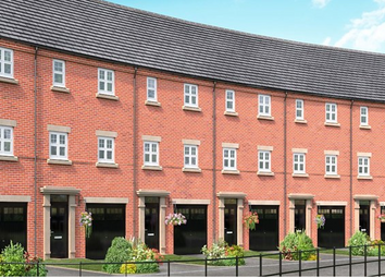 Thumbnail 3 bed mews house for sale in The Borrowdale, Trinity Gardens, Ling Road, Loughborough