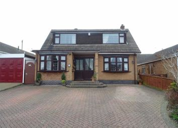 Thumbnail 3 bed detached house for sale in Atkins Way, Burbage, Hinckley