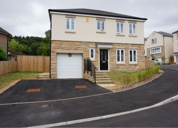 Thumbnail 4 bed detached house for sale in Hazel Beck, Bingley