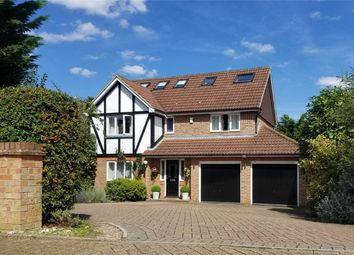 Thumbnail 5 bed detached house to rent in Spring Shaw Road, Orpington