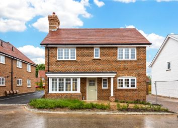 Thumbnail 3 bed detached house for sale in Willowbrook, Elmbridge Road, Cranleigh, Surrey