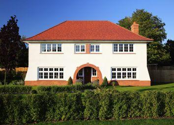 Thumbnail 5 bedroom detached house for sale in Hartford Grange, Walnut Lane, Hartford, Cheshire