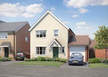 """Thumbnail 3 bed property for sale in """"Hartley"""" at Wetherden Road, Elmswell, Bury St. Edmunds"""