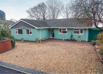 Thumbnail 3 bed detached bungalow for sale in Steephill Court Road, Ventnor