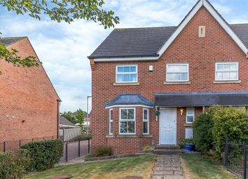 Thumbnail 4 bed semi-detached house for sale in Moor End, Boston Spa