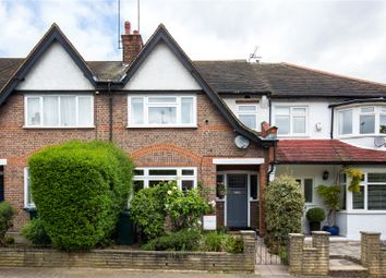 Thumbnail 3 bedroom terraced house for sale in Sylvester Road, East Finchley, London