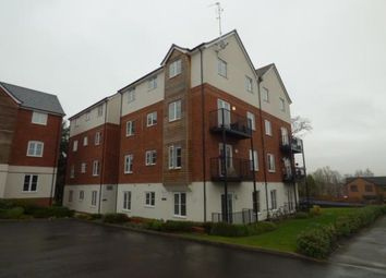 Thumbnail 2 bed flat for sale in Fielding House, The Laurels, Tamworth