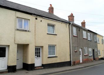 Thumbnail 2 bedroom terraced house for sale in Mill Street, South Molton, Devon