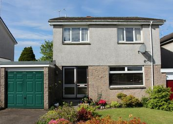 Thumbnail 4 bed link-detached house for sale in Braemar Grove, Dunblane