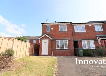 Thumbnail 3 bed terraced house to rent in Thetford Way, Walsall