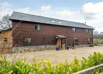 Bwlch-Y-Ffridd, Newtown, Powys SY16. 4 bed detached house for sale