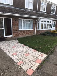 Thumbnail 3 bed terraced house to rent in Ringwood Road, Luton