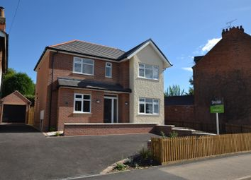 Thumbnail 4 bed detached house for sale in Cossington Road, Sileby, Leicestershire