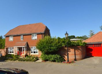 4 bed detached house for sale in Foxwood Close, Wormley, Godalming GU8