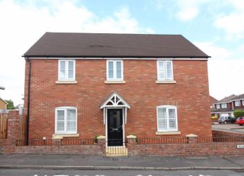 Thumbnail 3 bed detached house for sale in New Street, Kingswinford