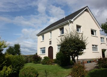 Thumbnail 5 bed detached house for sale in Ganavan Road, Oban