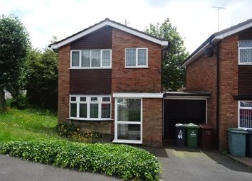 Thumbnail 3 bed end terrace house to rent in Segundo Road, Delves, Walsall