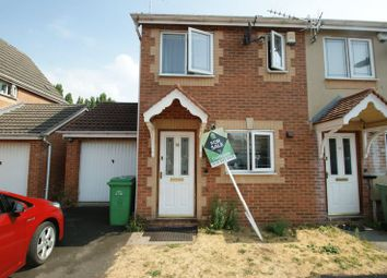 Thumbnail 2 bed terraced house for sale in Field Maple Drive, Nottingham