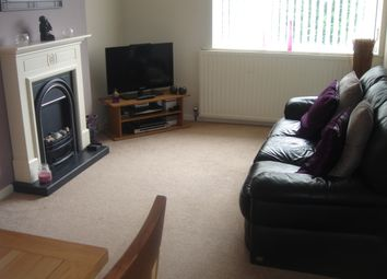 Thumbnail 1 bed flat to rent in Kestrel Drive, Eckington