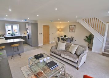 Thumbnail 2 bed semi-detached house for sale in Reading Road, Wallingford