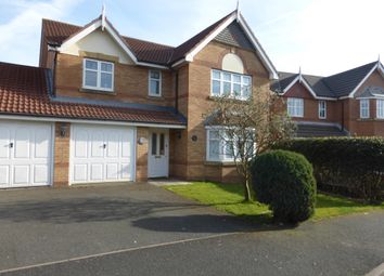 Thumbnail 4 bed detached house to rent in Hampton Chase, Prenton