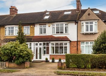 Thumbnail 4 bed terraced house for sale in Sandbourne Avenue, London