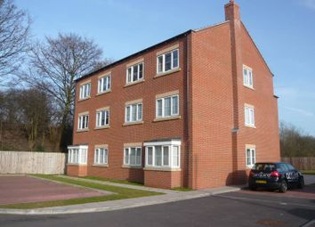 Thumbnail 2 bed flat to rent in Branston Green, Burton On Trent, Staffordshire