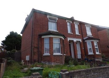 Thumbnail 3 bed property to rent in Newton Road, Southampton