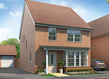 "Thumbnail 4 bed detached house for sale in ""Chesham"" at Melton Road, Edwalton, Nottingham"