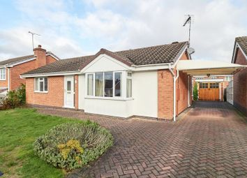 Thumbnail 3 bedroom detached bungalow for sale in Whitbread Drive, Biddulph, Staffordshire
