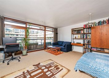Thumbnail Studio for sale in Bryer Court, Barbican, London