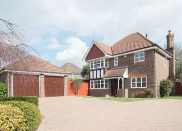 Thumbnail 4 bedroom detached house for sale in Heathside Place, Epsom