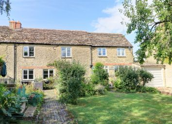Thumbnail 3 bed semi-detached house for sale in Barnes Green, Brinkworth, Chippenham