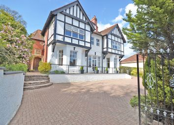 Thumbnail 5 bed detached house for sale in 48 Fields Park Road, Newport, South Wales.