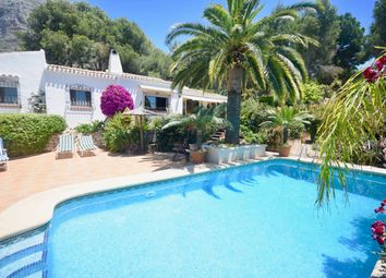 Thumbnail 3 bed villa for sale in Javea Montgo, Costa Blanca North, Costa Blanca, Valencia, Spain