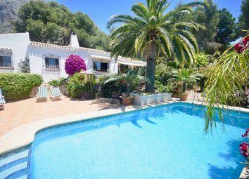 Thumbnail 3 bed villa for sale in Javea Montgo, Costa Blanca North, Costa Blanca, Valencia, Spain