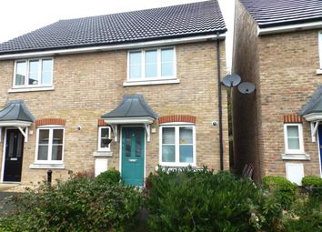 Thumbnail 3 bedroom property to rent in Headlands Grove, Swindon