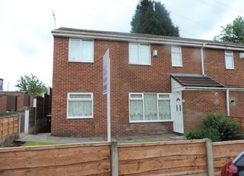 Thumbnail 3 bed semi-detached house for sale in Denmark Street, Chadderton, Oldham