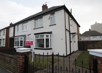 Thumbnail 3 bed semi-detached house for sale in Hambleton Square, Billingham