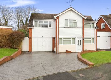 Thumbnail 4 bed detached house for sale in Westhill, Finchfield, Wolverhampton