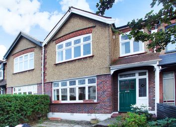 Thumbnail 3 bed terraced house to rent in Churston Gardens, Bounds Green