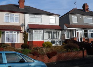 Thumbnail 3 bed terraced house for sale in Birch Road, Oldbury, Birmingham