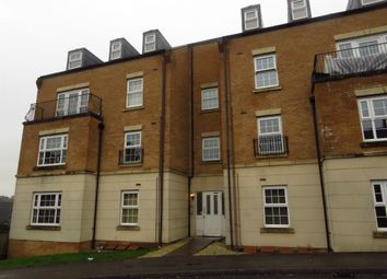 Thumbnail 2 bed flat for sale in Stowe Drive, Rugby