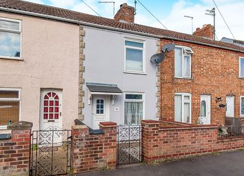 Thumbnail 2 bed terraced house for sale in Windmill Street, Whittlesey, Peterborough